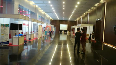 Portofolio | Sewa Booth R8 Fintech Day 201o8 OJK