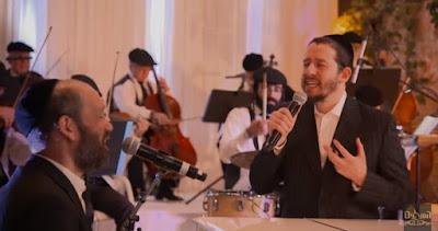 """""""Hayom"""" del álbum """"Mincha"""" de Shloime Gertner. Canción compuesta y arreglada por Yonatan Razel. Acompañado por la Sinfonía Menagnim, dirigida por Moishe Roth."""