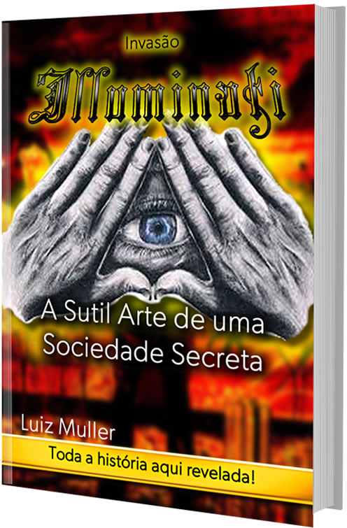 Adquira o E-book Invasão Illuminati