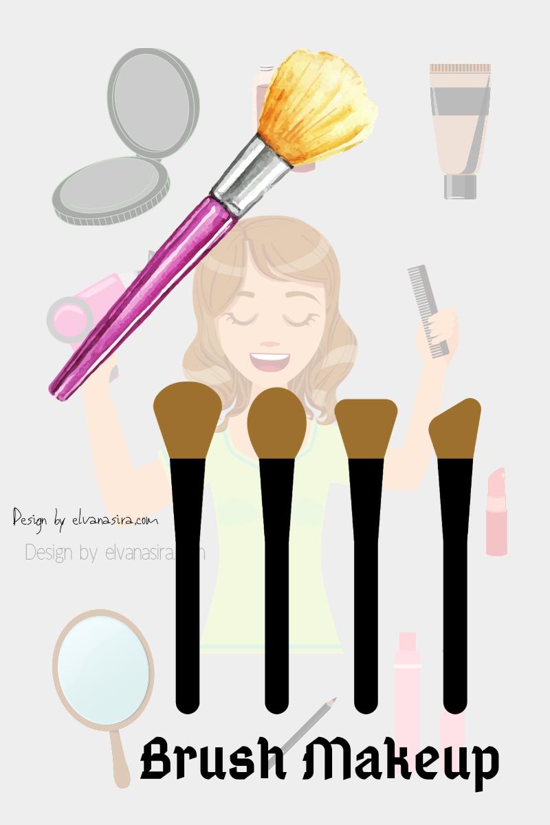 Tips merawat alat makeup