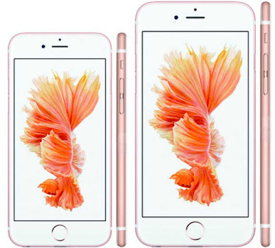 iPhone 6S dan 6S Plus Generasi Kesembilan (2015)