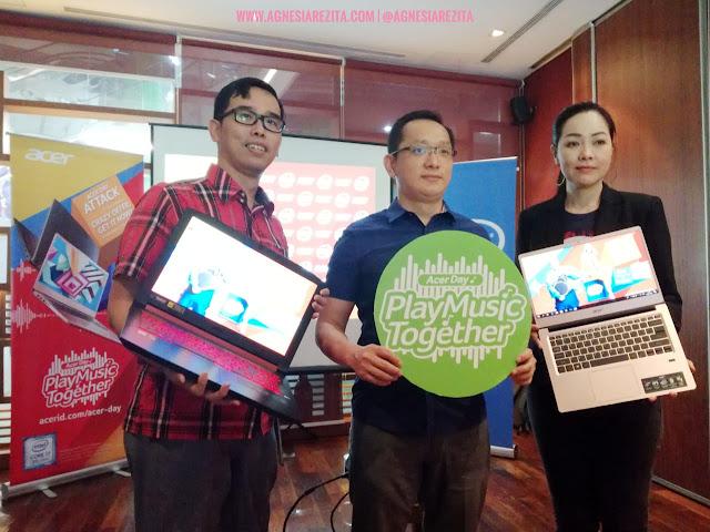 Acer Day 2018 Hadirkan Swift 3 Acer Day Edition, Laptop Tipis Ringan Harga Mulai Rp 6 Jutaan