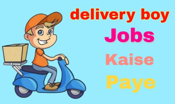 Amazon Delivery Boy Job Kaise Paye - Delivery Boy Jobs