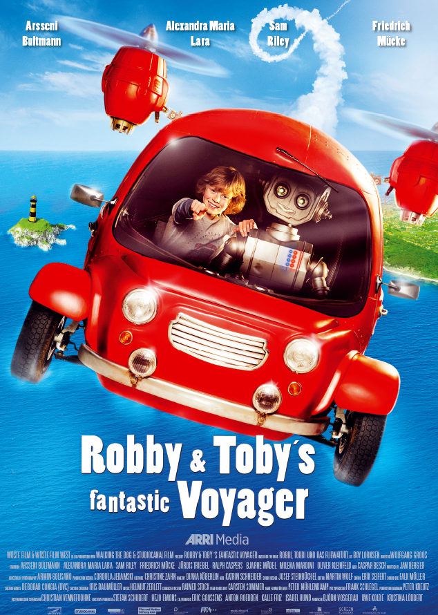 Robby & Toby's Fantastic Voyager 2016