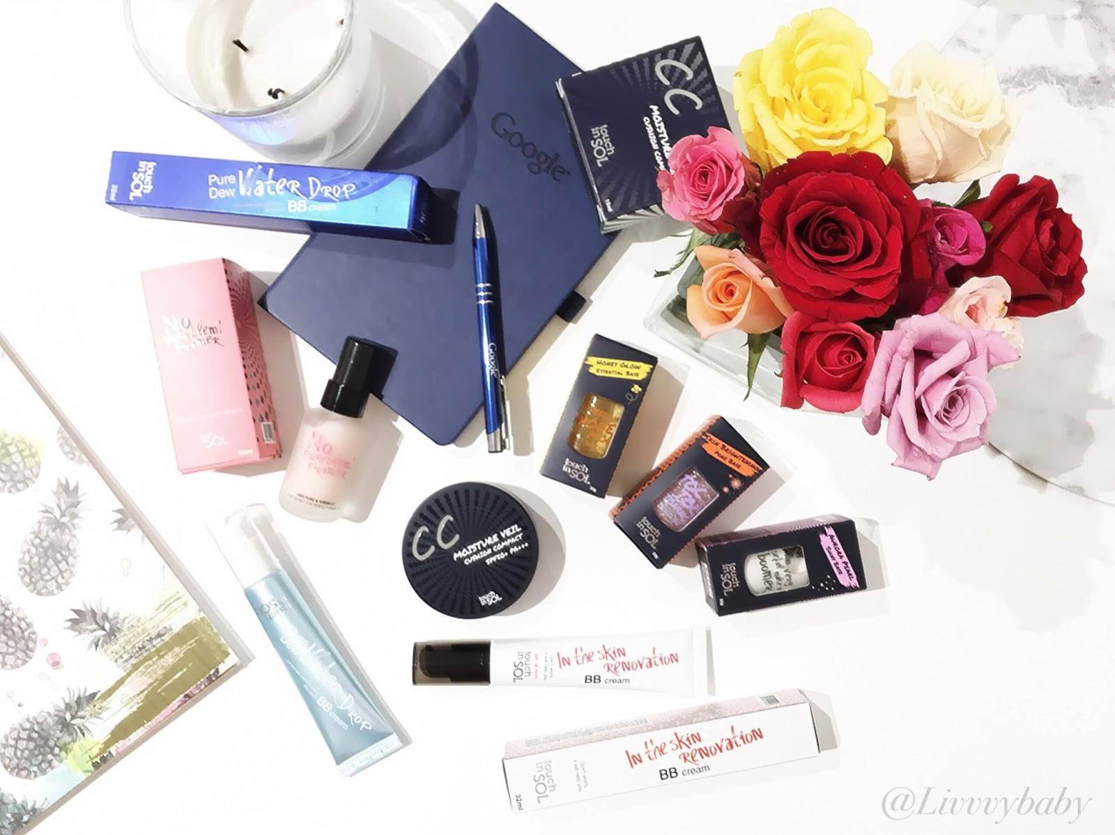 L I V I A New Favourite Korean Make Up Brand Now At Priceline