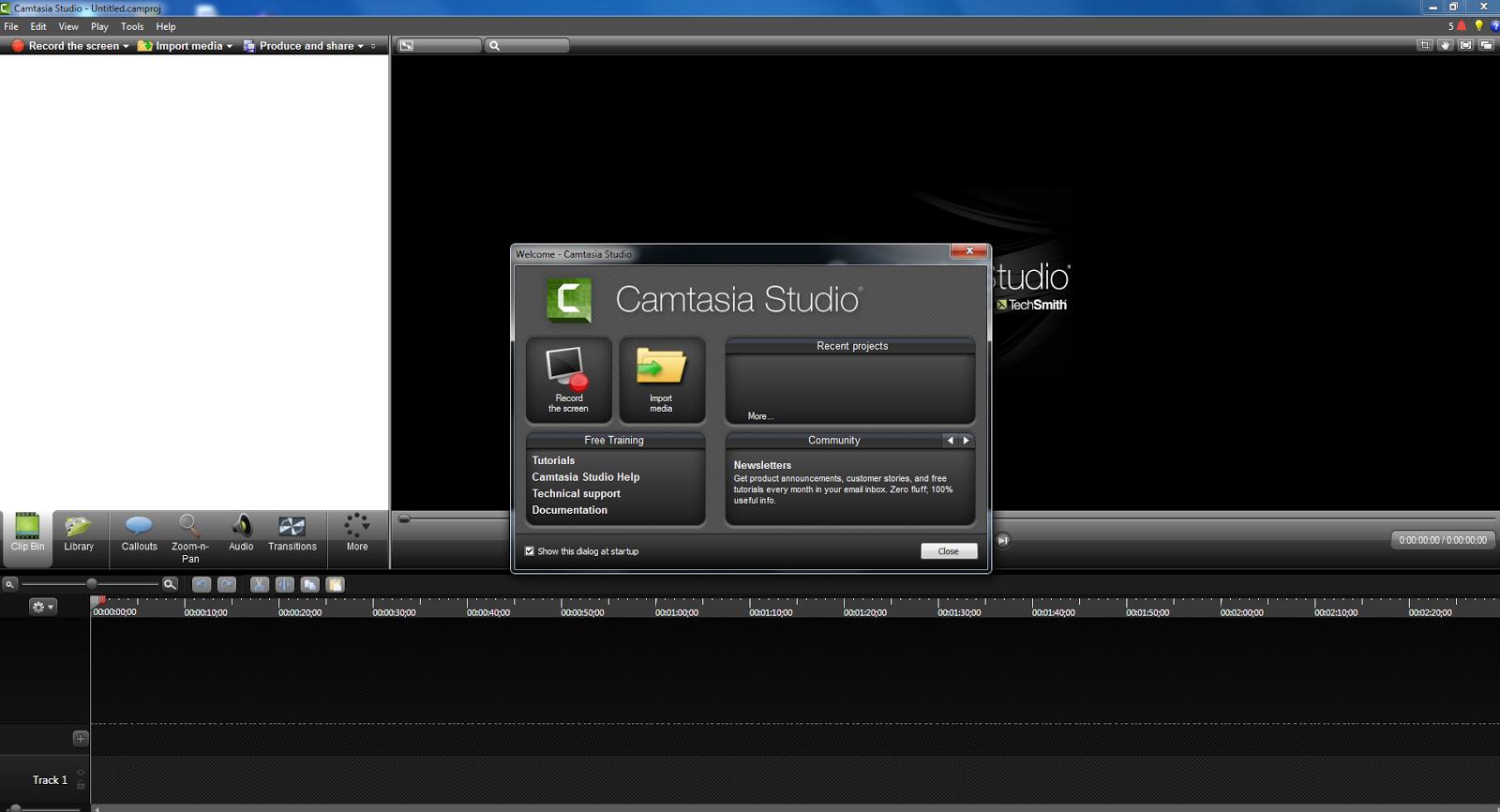 Camtasia full crack download