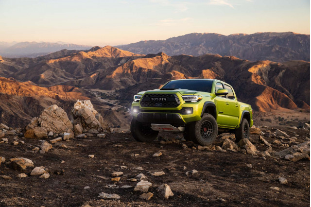 2022 Toyota Tacoma Review