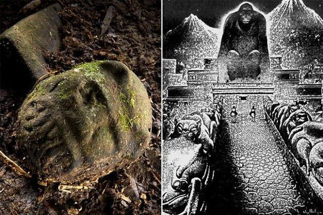 Ποιο είναι το μεγάλο και θανάσιμο μυστικό που κρύβει η χαμένη πόλη του θεού Πιθήκου; (ΦΩΤΟ)