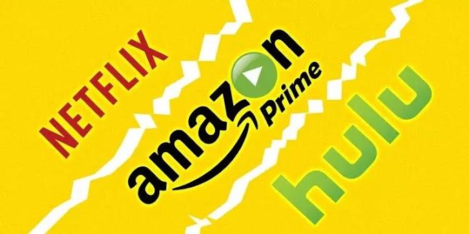Netflix vs.Hulu vs.Amazon Prime Video: el mejor servicio de transmisión para usted