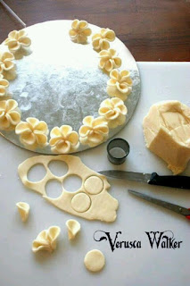Cara Menghias Kue Tart Ulang Tahun Menggunakan Icing dan Fondant (Dekorasi Cake)