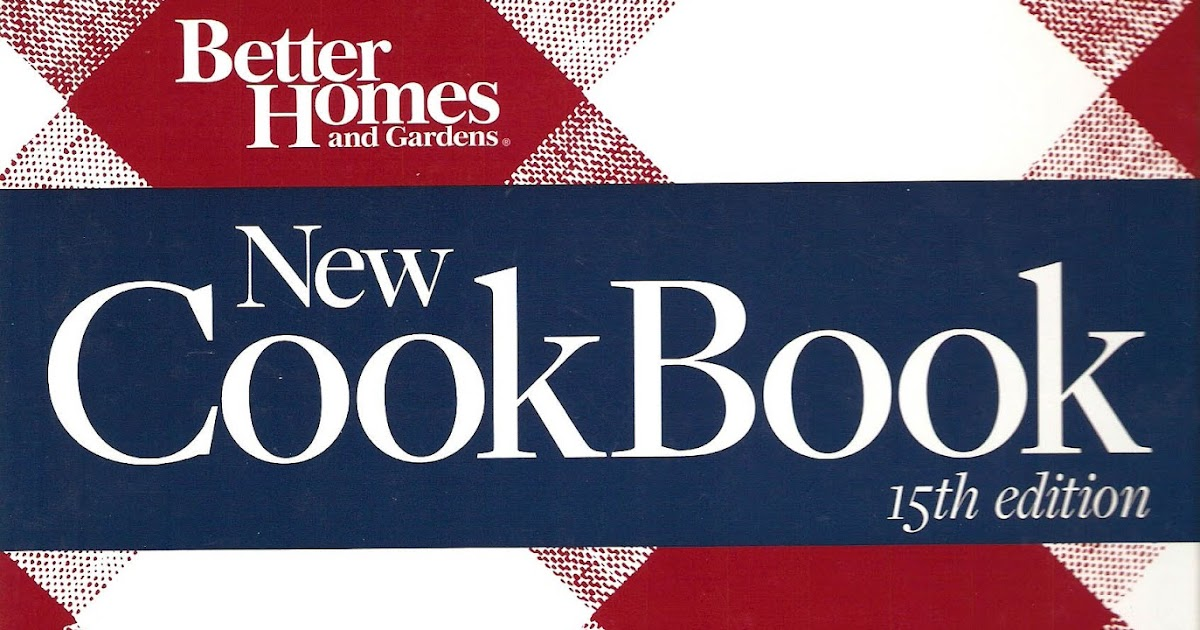 Cookbook Red Checkered Cover : The iowa housewife cookbook reviews better homes and