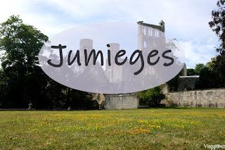 Abbazia Jumieges cosa vedere - camper