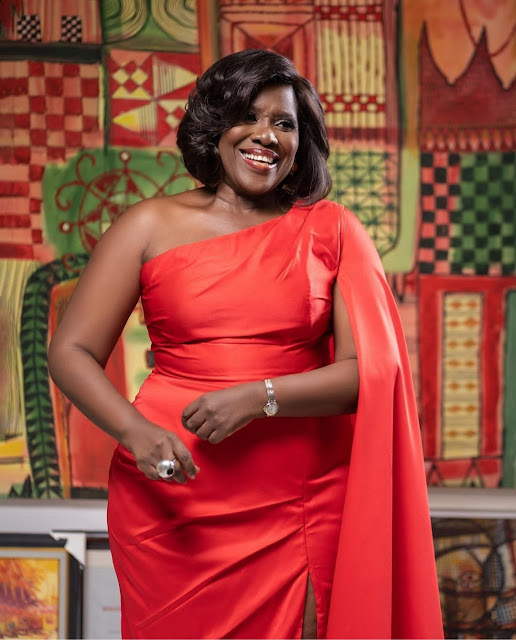 Check out the Lovely Photos of actress Joke Silva as she celebrates her 60th birthday
