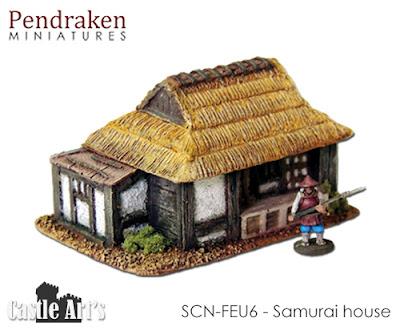 SCN-FEU6 Samurai House picture 2