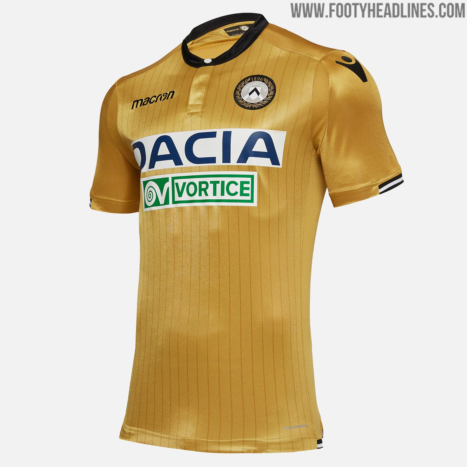 OVERVIEW: All 18-19 Serie A Kits - Footy Headlines