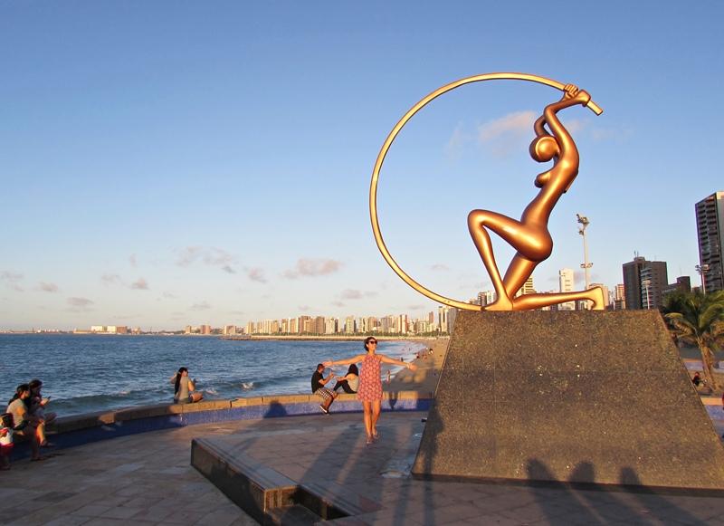 Praias de Fortaleza: Iracema