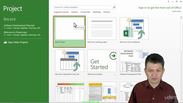 Project Management With MS Project - Scheduling Master Class