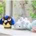 Four New Sword & Shield Plushies