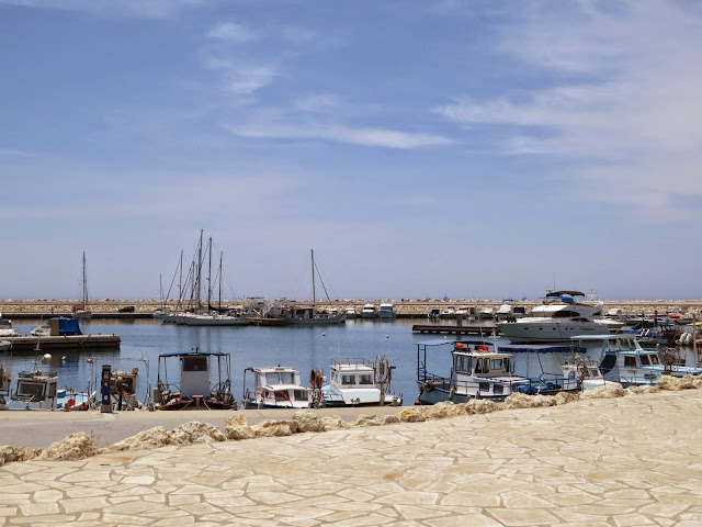 Cyprus Road Trip: Zygi Fishing Village