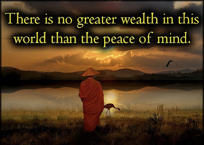 Nature And Peace Of Mind Quotes
