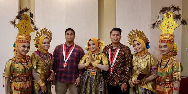 Sanggar Seni Aspuri PP-PEMILAR Tampil Memukau Di Pembukaan KTD DPC GMNI Makassar