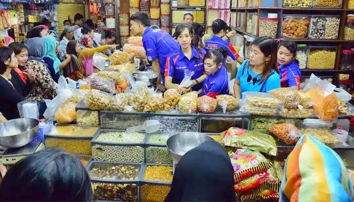 Pasar kue kering kiloan