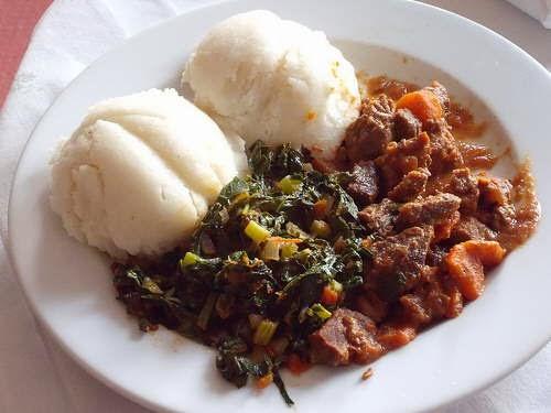 Uk Zambian Food
