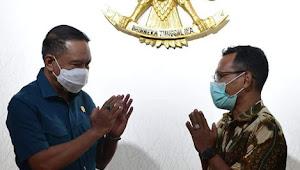Pemkot Bima Berencana Bangun GOR Representatif
