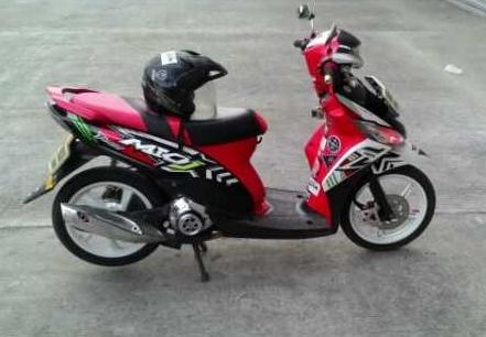 Motor Mio J Teen CW