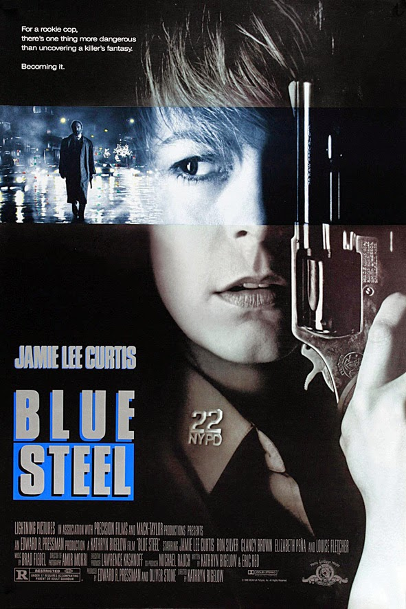 Blue Steel - Błękitna Stal - 1989