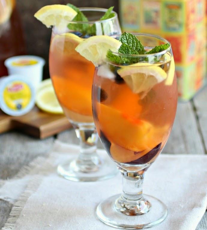Fruity Iced Tea Lemonade