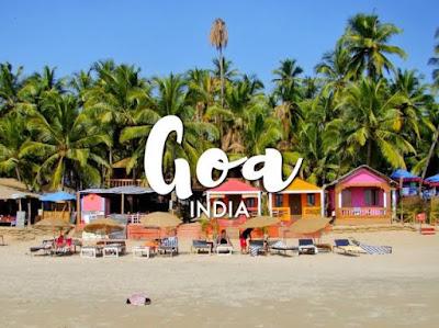GOA TOURIST PLACES | TOURIST PLACES IN GOA