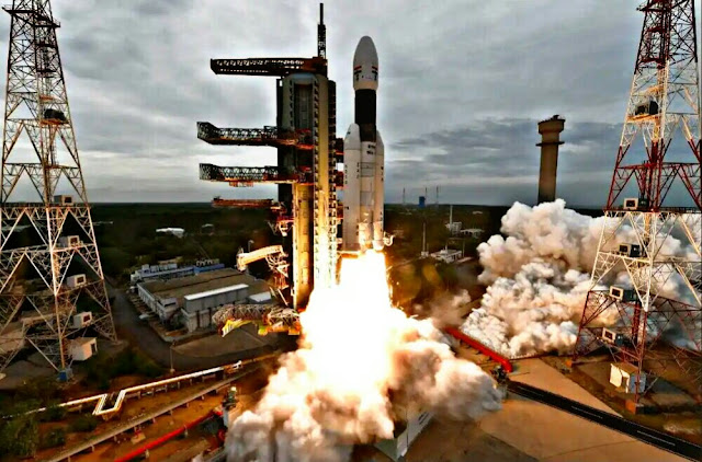 Success on second try: How foreign media reported Chandrayaan 2 launch ...