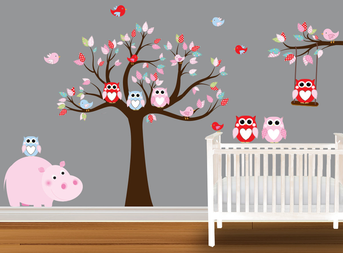 Quarto De Beb Coruja Ideias De Decora O Toda Atual ~ Decoração Coruja Quarto Bebe E Pinturas Quarto De Bebe