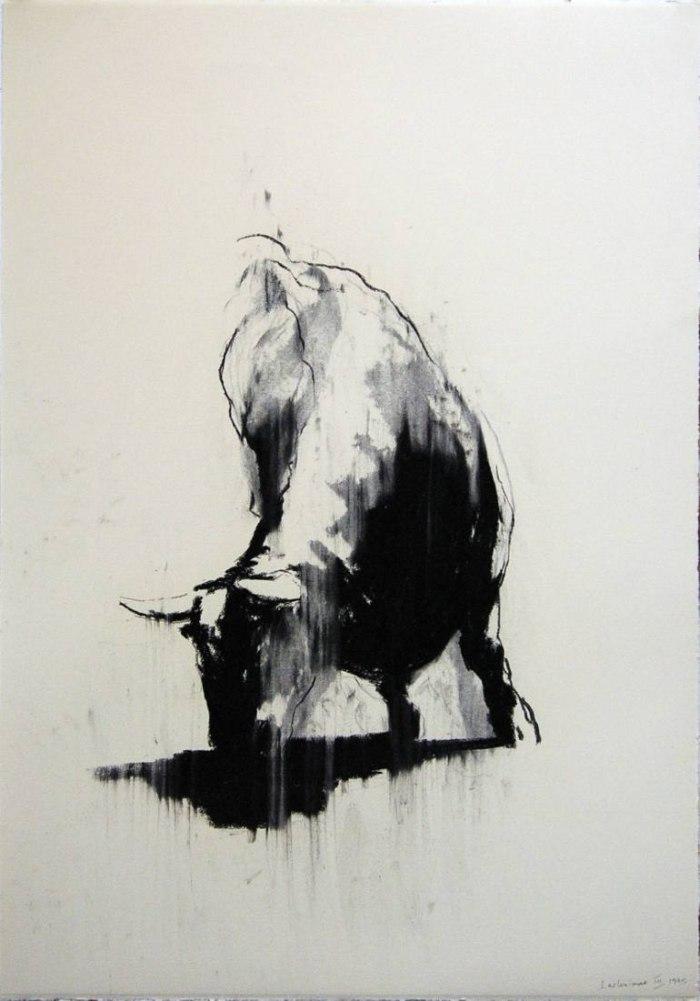Современный индийский художник. Zil Hoque