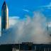 SPACE X suspende vuelo de su Nuevo Prototipo STARLINK