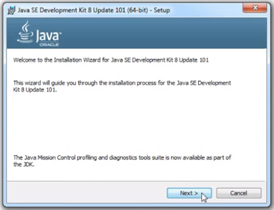 How to Install JDK and Configure it on Windows 2