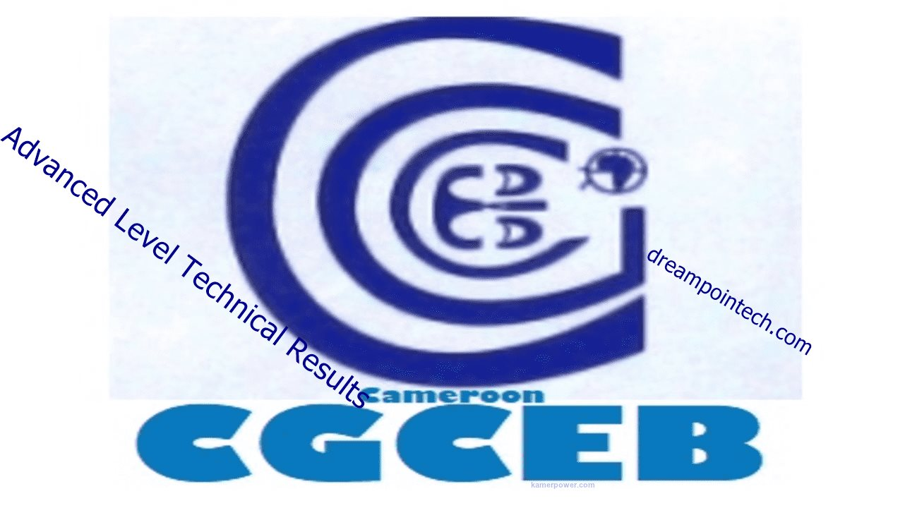 Cameroon GCE Advanced Level Technical Results 2020 Pdf (Free)
