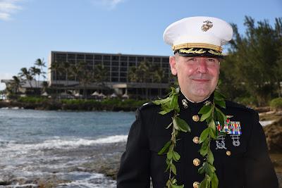 Hawaii Military Wedding