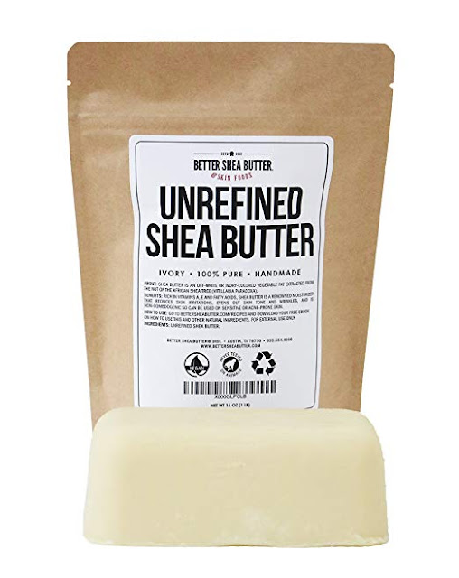 The Benefits of Shea Butter for Skin, Hair and Health