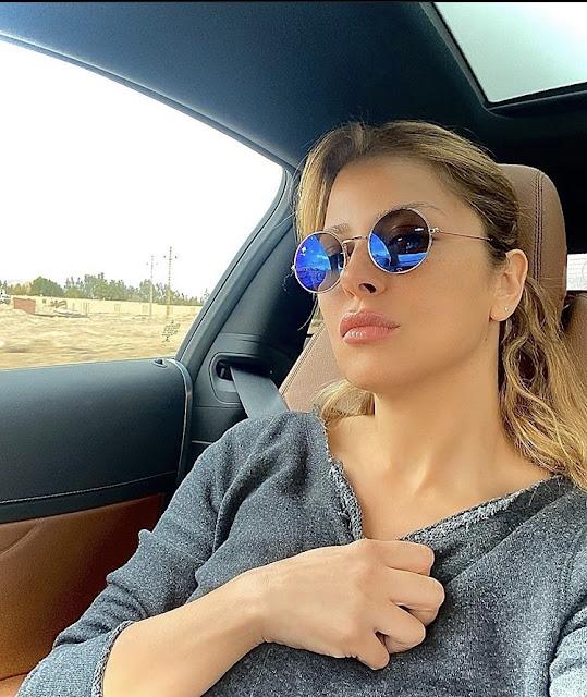 بالصور : عشيقة طارق العريان ''ريم مصطفى '' تغيظ أصالة