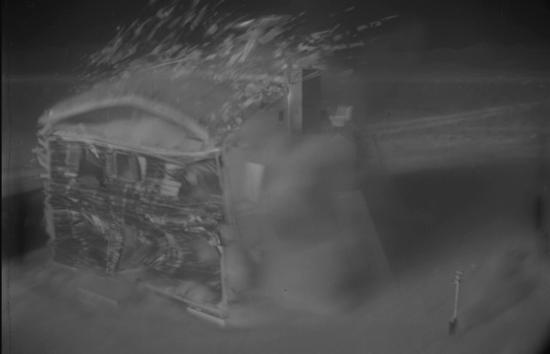 Los efectos de una explosión nuclear