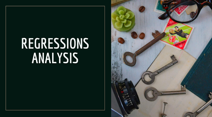 Regressions analysis