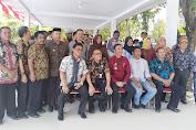 Mobil Operasional Kesehatan  Desa  Jangan Dikuasai Pribadi, Ini Arahan Wakil Bupati Wajo