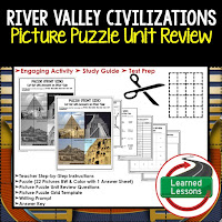 River Valley Civilizations, World History Test Prep, World History Test Review, World History Study Guide, World History Games, Ancient World History Bundle, Ancient World History Curriculum
