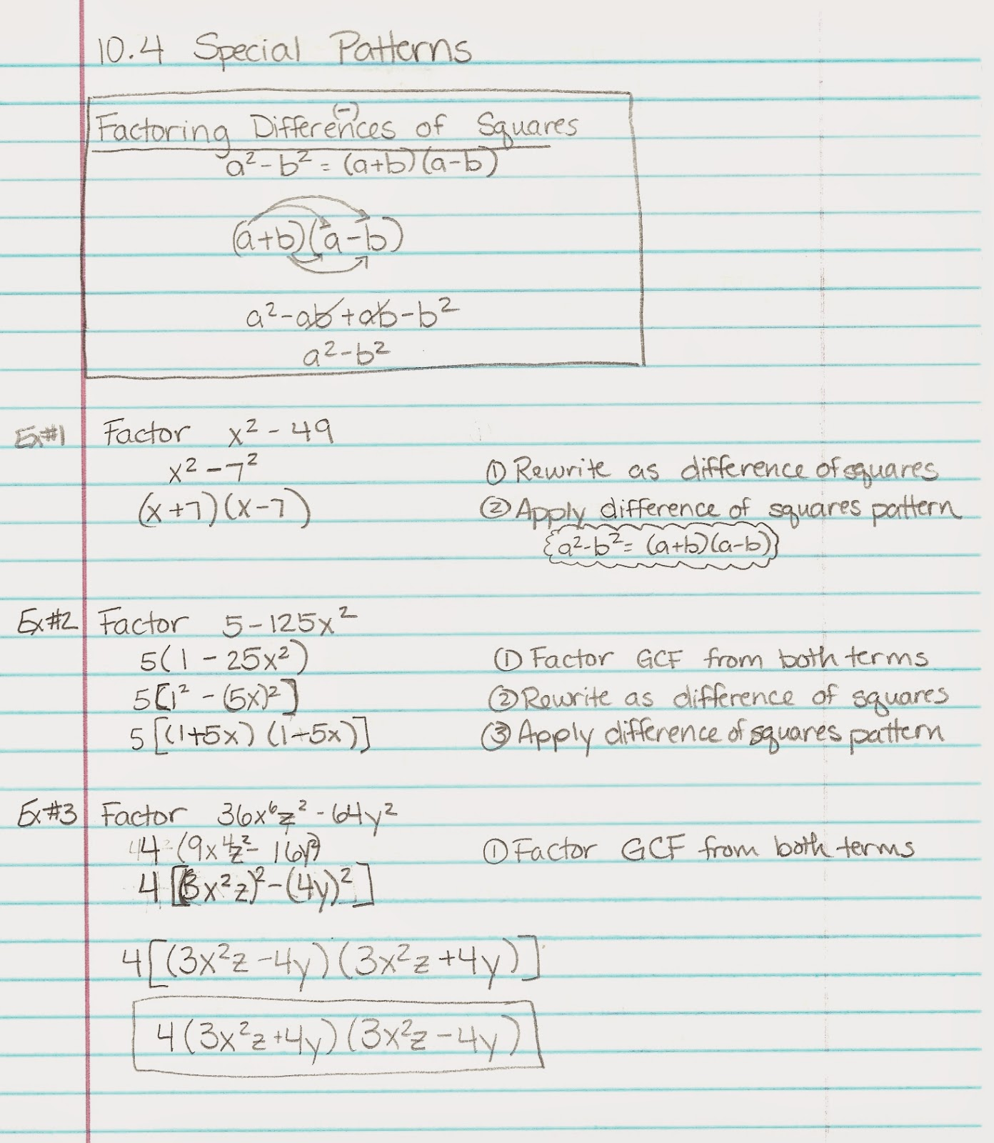 Algebra Alerts Algebra 1 And 2 Algebra 1 Lesson 10 4