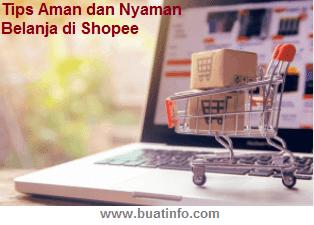 Buat Info - Tips Belanja di Shopee