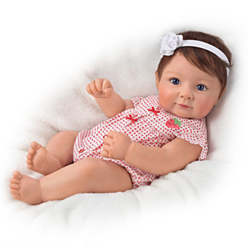 4th Annual Photo Contest Winner: Ava Elise Doll By Ping Lau-Price:$139.99 US