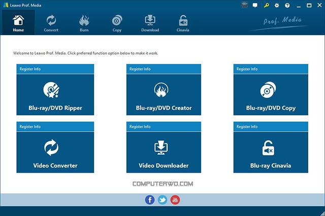برنامج Blu-ray ripper الحل الأفضل والأضمن لنسخ الإسطوانات المحمية Cover
