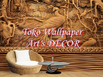 Pusat Toko Wallpaper Murah Tangerang
